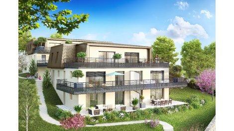 Éco habitat éco-habitat Villa Lemenc à Chambéry