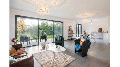 Programme immobilier loi Pinel Résidence le Quatuor à Divonne-les-Bains