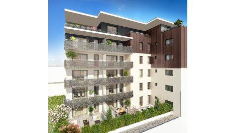 Programme immobilier loi Pinel Novaé à Thonon-les-Bains