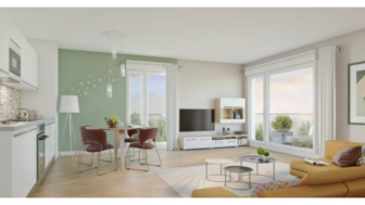 Programme immobilier neuf Zoom Parc Sceaux