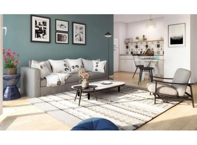 Programme immobilier loi Pinel Zoom Clamart à Clamart