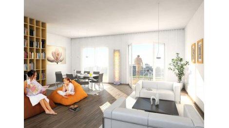 Programme immobilier loi Pinel Côté Saint-Maur à Saint-Maur-des-Fossés