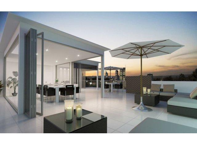 Programme immobilier loi Pinel Zoom L14 à Saint-Ouen-sur-Seine