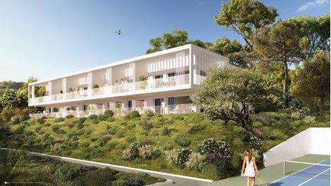 Programme immobilier loi Pinel Serena Vista à Nice