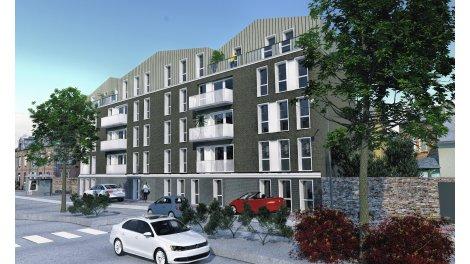 Appartement neuf Résidence Aux Portes d'Arras éco-habitat à Arras