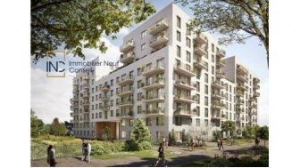 Pinel programme Eco Quartier Flaubert Rouen