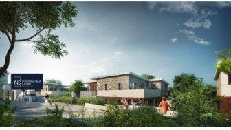 Eco habitat programme Les Ilots Rouen