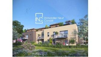 Eco habitat programme Mont Saint Aignan Village Mont-Saint-Aignan