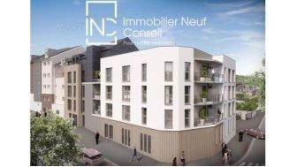 Eco habitat programme Notre Dame Centre Notre-Dame-de-Bondeville
