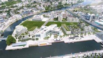 Eco habitat programme Centre Caen Caen