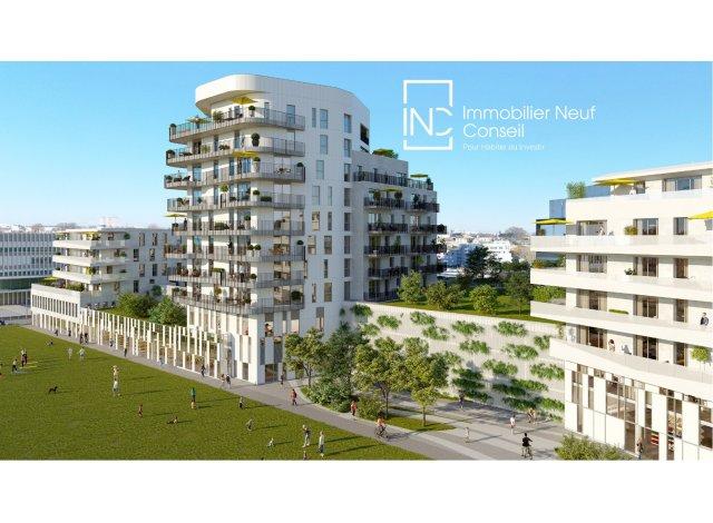 Appartement écologique Caen