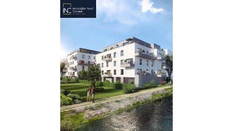 Immobilier ecologique à Rouen