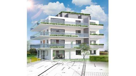 Programme immobilier loi Pinel Les Terrasses à Bihorel