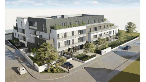 Programme immobilier loi Pinel Centre Bois Guillaume à Bois-Guillaume