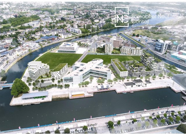 Éco habitat éco-habitat Centre Caen à Caen