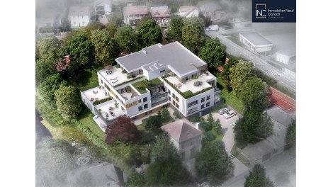 Éco habitat éco-habitat Les Terrasses Saint André à Mont-Saint-Aignan