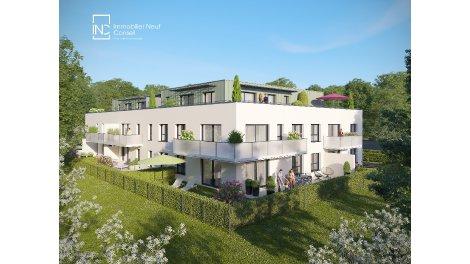 Programme immobilier loi Pinel Village la Vatine à Mont-Saint-Aignan