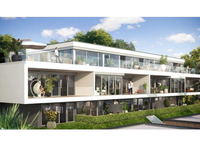 Programme immobilier loi Pinel Mt St Aignan Vue sur Rouen à Mont-Saint-Aignan