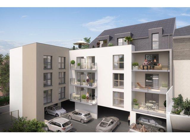 Programme immobilier loi Pinel Rosa Dame à Notre-Dame-de-Bondeville