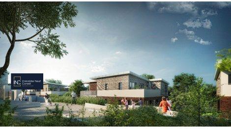 Programme immobilier neuf Les Ilots à Rouen