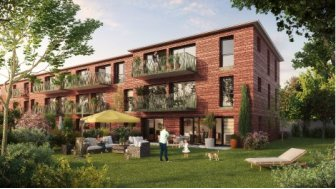 Pinel programme Le Patio Faches-Thumesnil