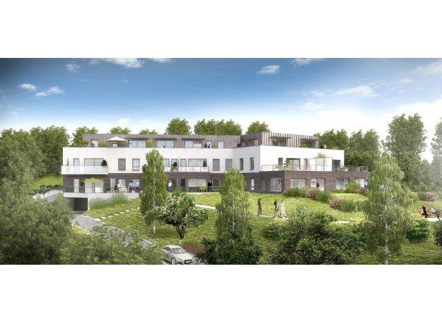 Programme immobilier loi Pinel Villa Mont des Cèdres à Mont-Saint-Aignan