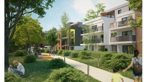 Programme immobilier loi Pinel L'Absolu à Saint-Louis