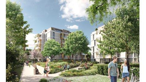 Programme immobilier loi Pinel Le Clos des Eglantiers à Mulhouse