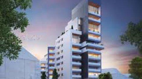 Programme immobilier loi Pinel L'Alcazar à Saint-Louis