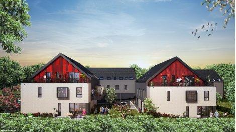 Immobilier ecologique à Entzheim