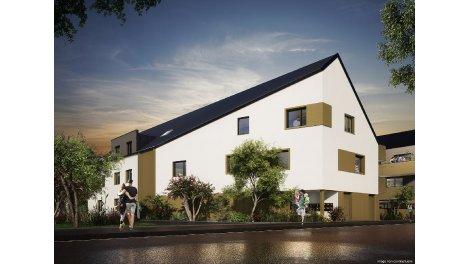 Programme immobilier loi Pinel L'Audacieux à Eckbolsheim