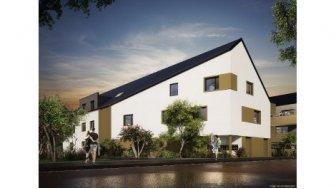 Programme immobilier neuf L'Audacieux Eckbolsheim