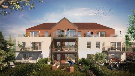Programme immobilier loi Pinel Themis à Eckbolsheim