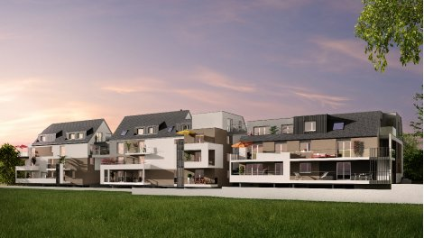Programme immobilier loi Pinel Fleur de Lin à Lipsheim
