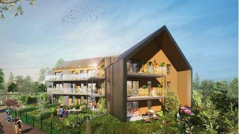 Programme immobilier loi Pinel La Ruche à Niederhausbergen