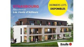 Eco habitat programme Les Vents d'Ailleurs Strasbourg