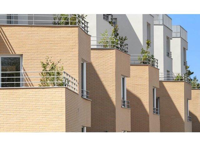 Programme immobilier loi Pinel Symbioz à Noisy-le-Sec