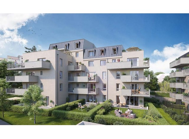 Programme immobilier neuf Ussel Chamalières