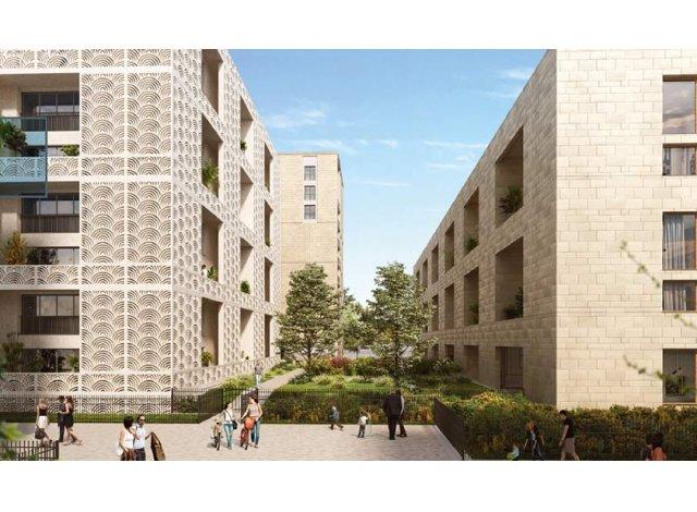 Programme immobilier neuf Passages Saint Germain à Bordeaux
