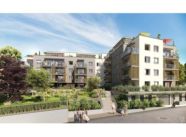 Programme immobilier loi Pinel L'Alcôve à Clermont-Ferrand