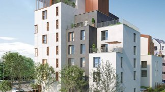 Programme immobilier neuf My Campus Rennes I Rennes