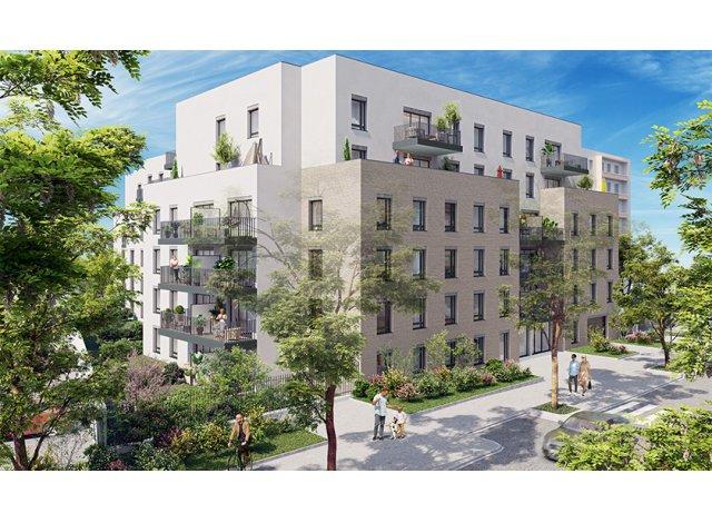 Programme immobilier loi Pinel Prelude à Lyon 8ème