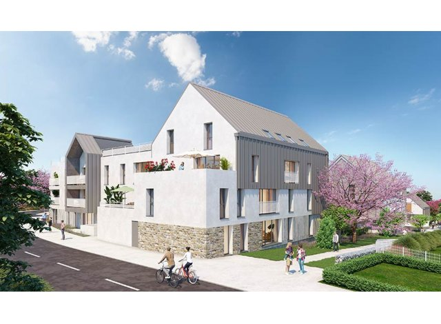 Programme immobilier loi Pinel Green Alley à Magny-le-Hongre