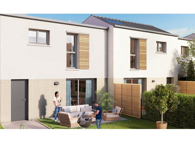 Programme immobilier loi Pinel Villas Cedrat à Saint-Jean-de-Braye