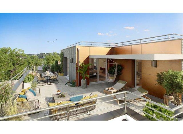 Programme immobilier loi Pinel Belvédère à Joué-lès-Tours
