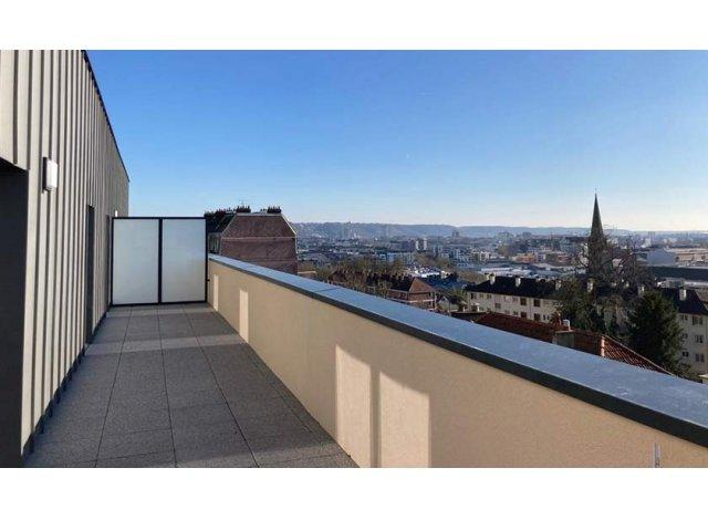 Programme immobilier neuf Coteaux Ouest à Rouen