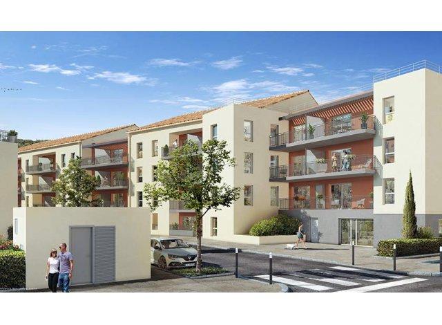 Programme immobilier loi Pinel Coeur Saint Andre de la Roche à Saint-André-de-la-Roche