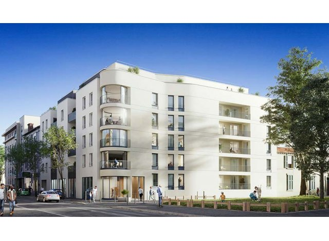 Programme immobilier neuf Villefontaine Luz