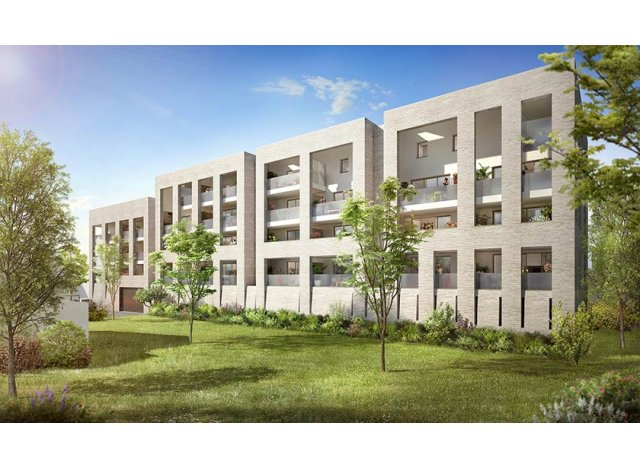 Programme immobilier neuf Esprit Chartrons