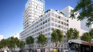 Pinel programme Euroméditerranée-les Fabriques Marseille 15ème